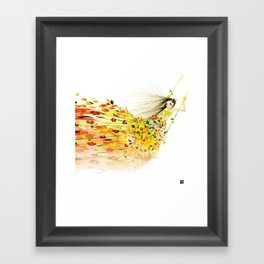 SWING ME Framed Art Print