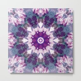 MANDALA NO. 27 #society6 Metal Print