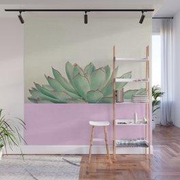 Succulent Dip Wall Mural