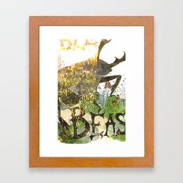 Andrew Bird Framed Art Print