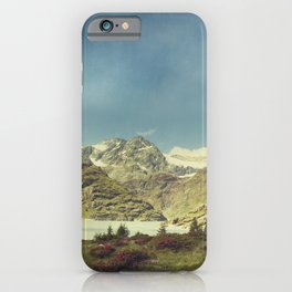 Take me to the mountains iPhone Case