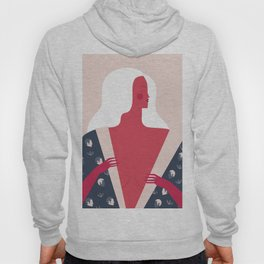 Red Lady Hoody