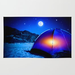 West side Camping Rug