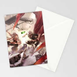 Kagune Tokyo Ghoul Stationery Cards