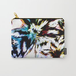 Palm Trees In Juno Carry-All Pouch