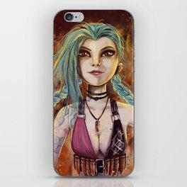 Jinx iPhone Skin
