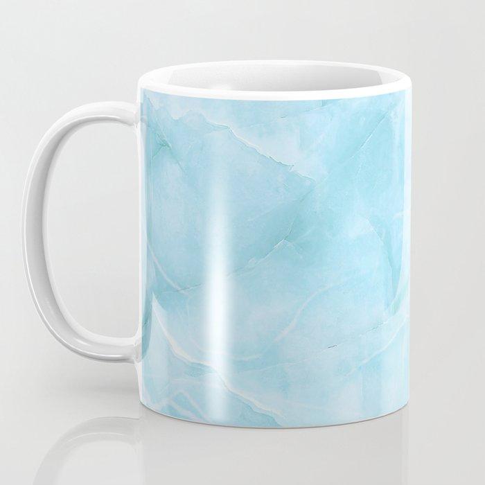 Larimar Stone Shadow Coffee Mug