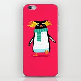 Rockhopper pengun iPhone Skin