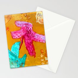 Paul Klee The Flower Stationery Cards