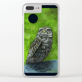 Burrow Clear iPhone Case