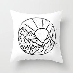 Day Throw Pillow