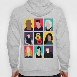 Sense8 Colors Hoody
