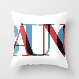 buoyant Throw Pillow