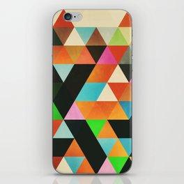 ryylld pyg iPhone Skin
