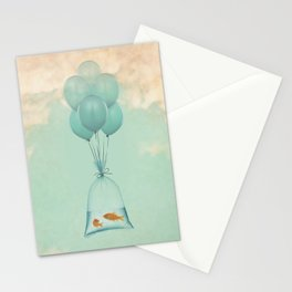 Flight to Freedom Stationery Cards