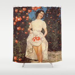 The Orchard Of Me - Insta likes Shower Curtain