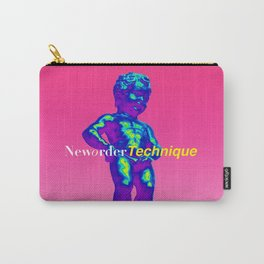 NewOrder Manneken Pis Technique Carry-All Pouch
