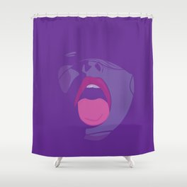 Wide Shower Curtain