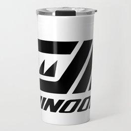 Chinook Logo Travel Mug