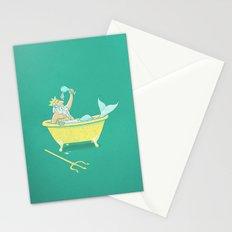 Wireless Shower Head Stationery Cards