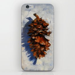 Winter Pine iPhone Skin
