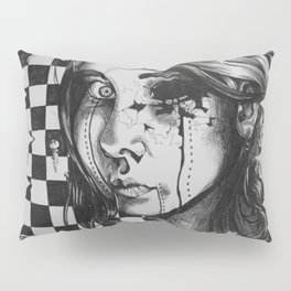 Anxiety by Kate Morgan Pillow Sham