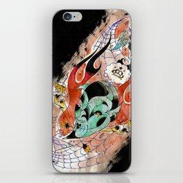 Deville iPhone Skin