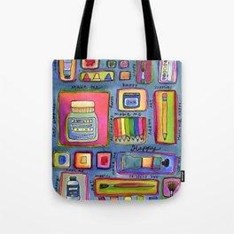 Art Supplies Tote Bags | Society6