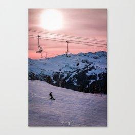 Cruisin' Canvas Print