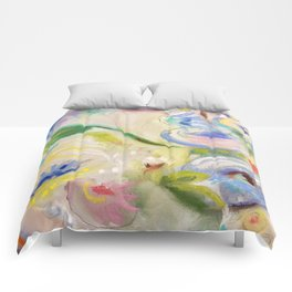 Earthly Delight Comforters