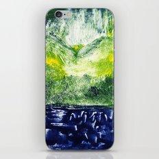 Land iPhone & iPod Skin