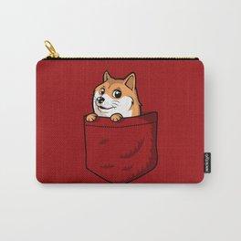 Pocket Shibe (Shiba Inu, Doge) Carry-All Pouch
