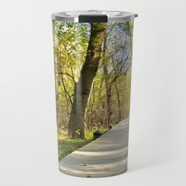 The Natural Path Travel Mug