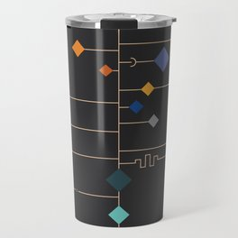 winter equinox Travel Mug