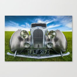 Sunbeam Talbot Darracq Canvas Print