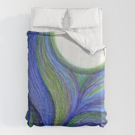 COOL Color Blend Comforters