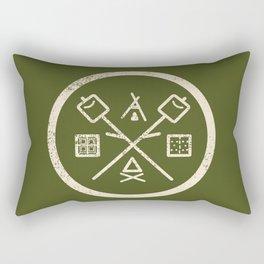 S'mores Society Rectangular Pillow