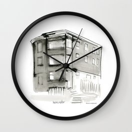 Worcester Wall Clock