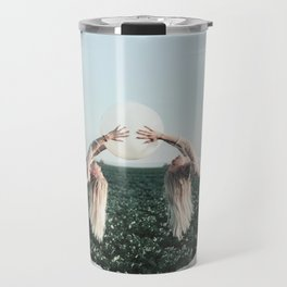 Fight with yourself Travel Mug