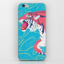Tiger Tiger iPhone Skin