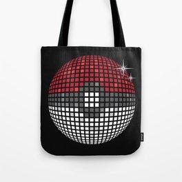 Discopoke Tote Bag