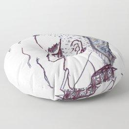 PNK RCK Floor Pillow