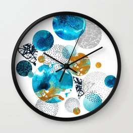 SpaceX Wall Clock