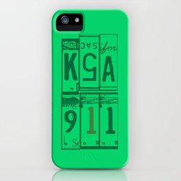 KSA iPhone Case