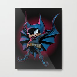 Bat-Mite Metal Print