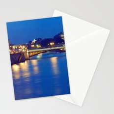 Paris by Night I Stationery Cards