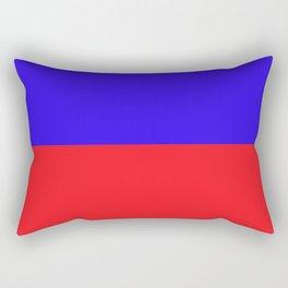 E is for Echo Rectangular Pillow