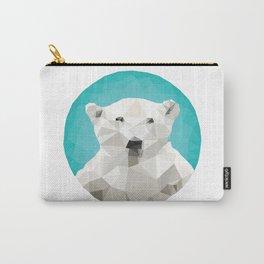 ♥ SAVE THE POLAR BEARS ♥ Carry-All Pouch