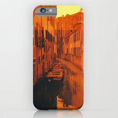 Venice in Redscale Film iPhone 6s Slim Case