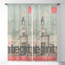 Integrity Sheer Curtain